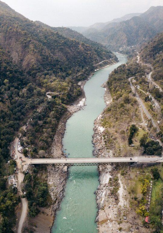 NEERKANTH BRIDGE GANGA RIVER