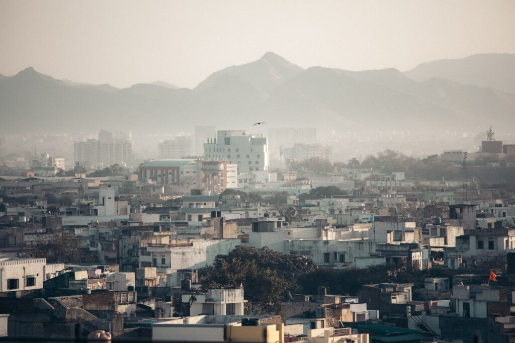 UDAIPUR CITY, RAJASTHAN INDIA
