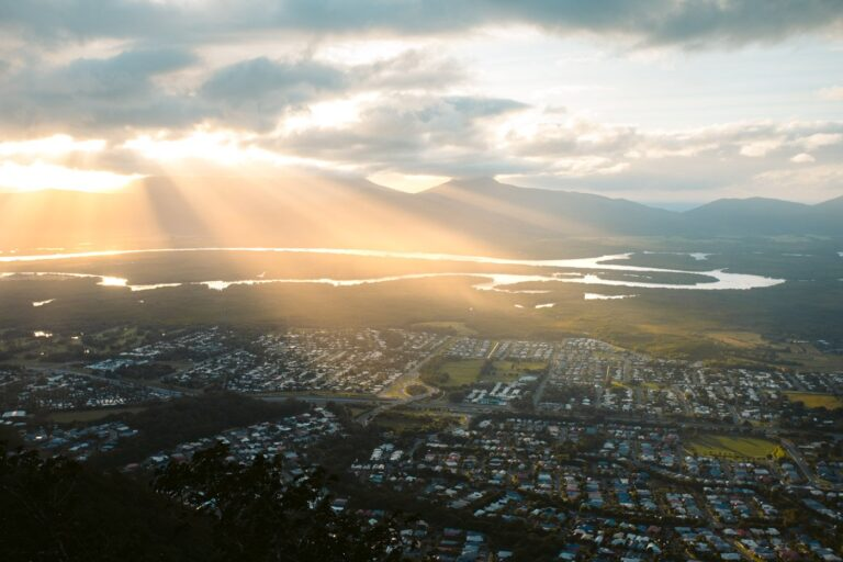 VIEW FROM WHITE ROCK PEAK CAIRNS