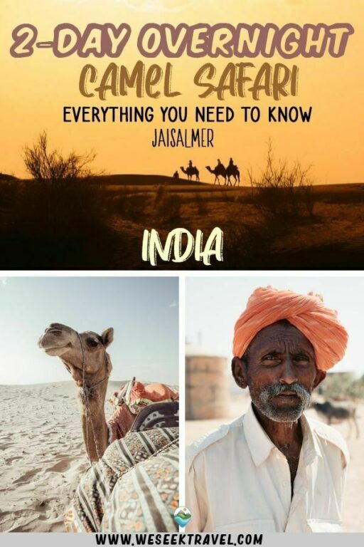 2-Day Overnight Camel Safari Jaisalmer