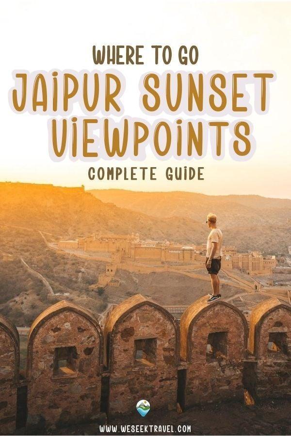 7 BEST JAIPUR VIEWPOINTS