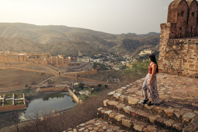 AMER FORT JAIPUR INDIA ITINERARY 1 MONTH