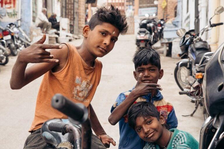 KIDS IN JODHPUR
