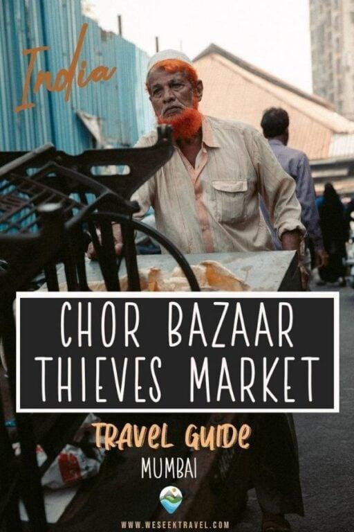 CHOR BAZAAR THIEVES MARKET IN MUMBAI