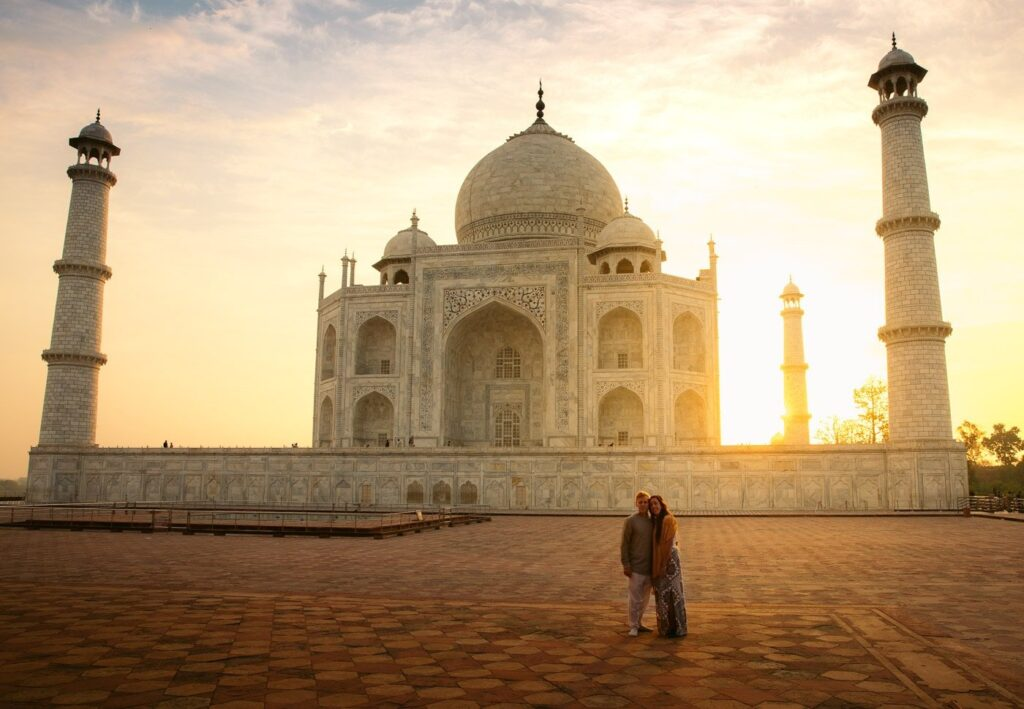 TAJ MAHAL INDIA ITINERARY 1 MONTH