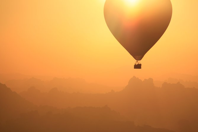 JAIPUR HOT AIR BALLOON EXPERIENCE, INDIA TRAVEL ITINERARY
