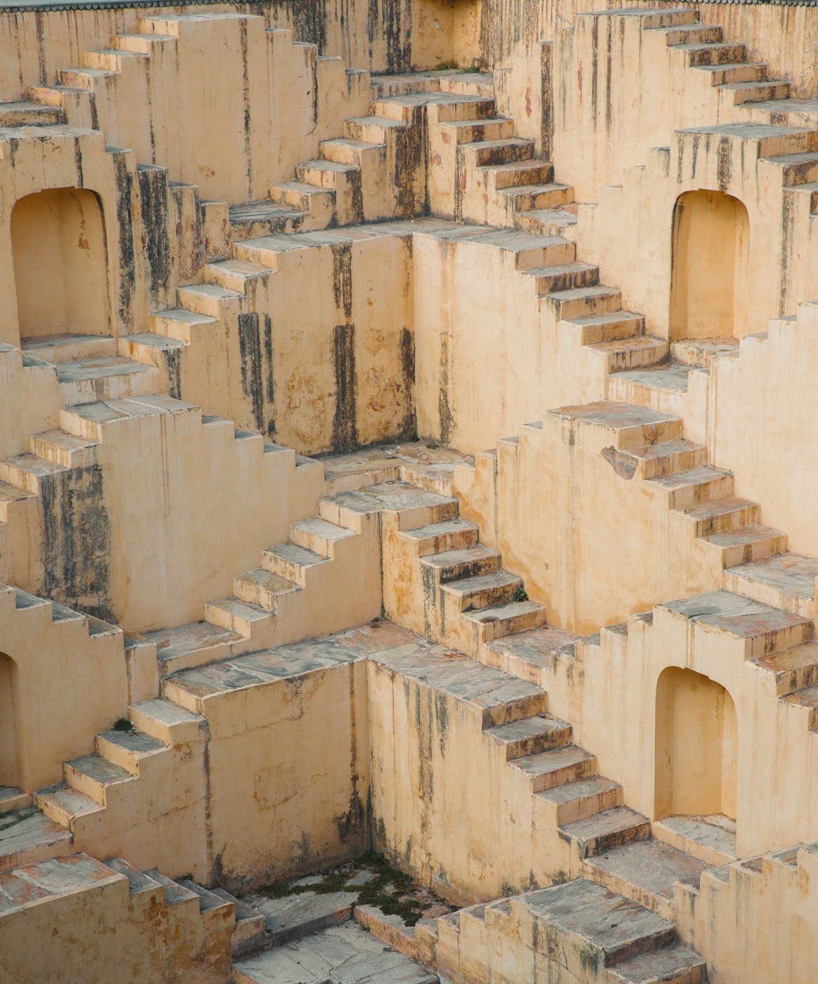 HOW TO GET TO THE JAIPUR STEPWELL