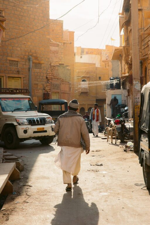 India Itinerary For One Month, Jaisalmer Fort