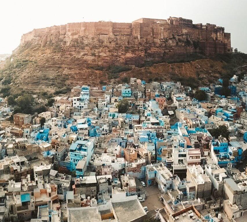 JODHPUR BLUE CITY AND Mehrangarh FORT