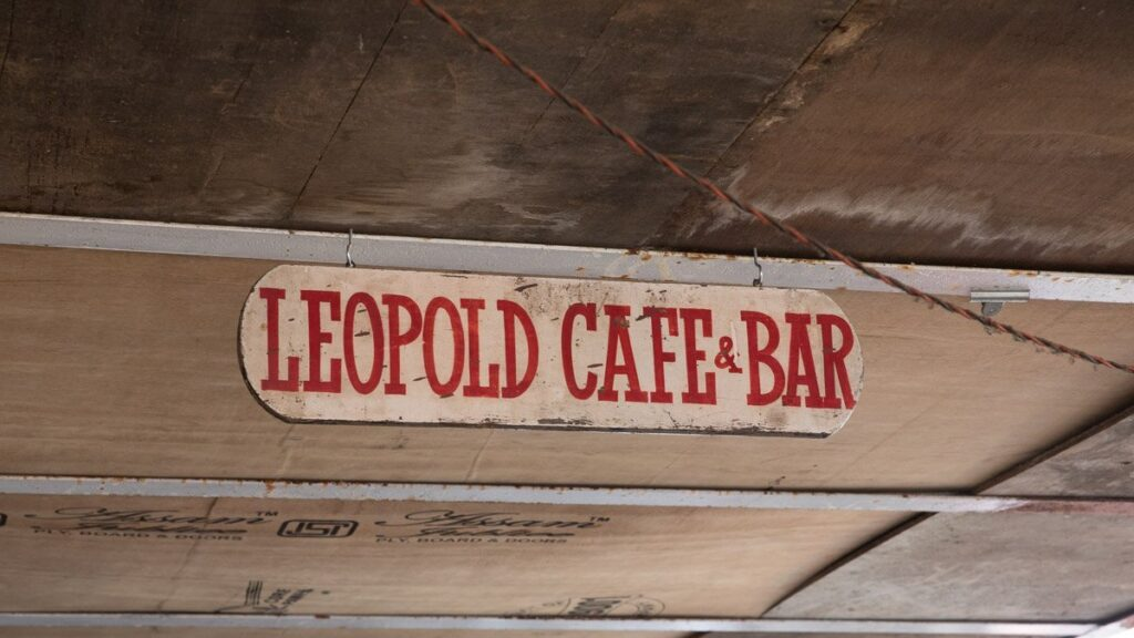 WHAT TO PACK FOR INDIA, BOOKS, LEOPOLD CAFE, INDIA PACKING LIST
