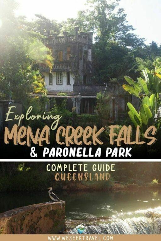 Mena Creek Falls & Paronella Park