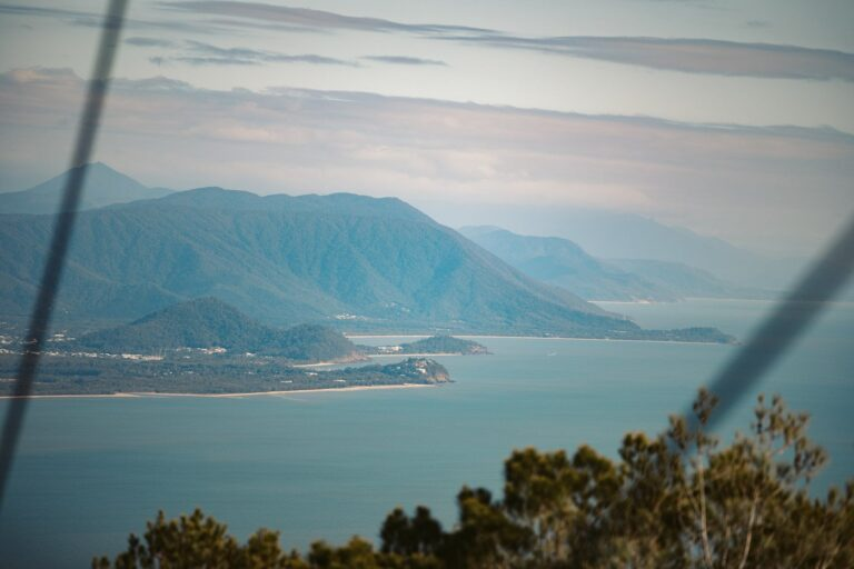 NORTHERN BEACHES FROM MOUNT YARRABAH