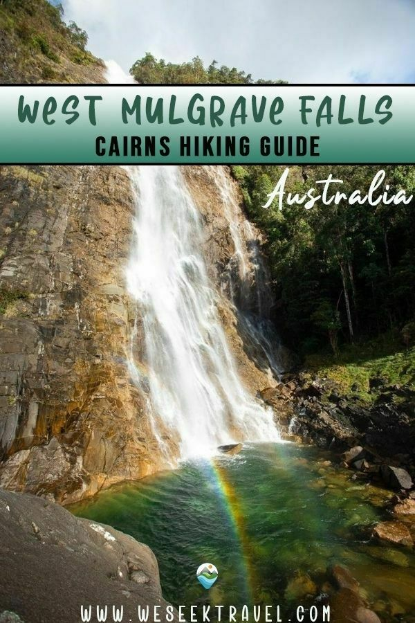 WEST MULGRAVE FALLS CAIRNS HIKING GUIDE
