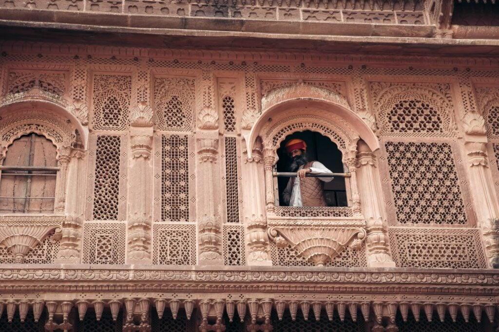 Exploring the Mehrangarh Fort in Jodhpur