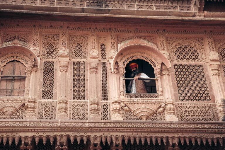 Exploring the Mehrangarh Fort in Jodhpur