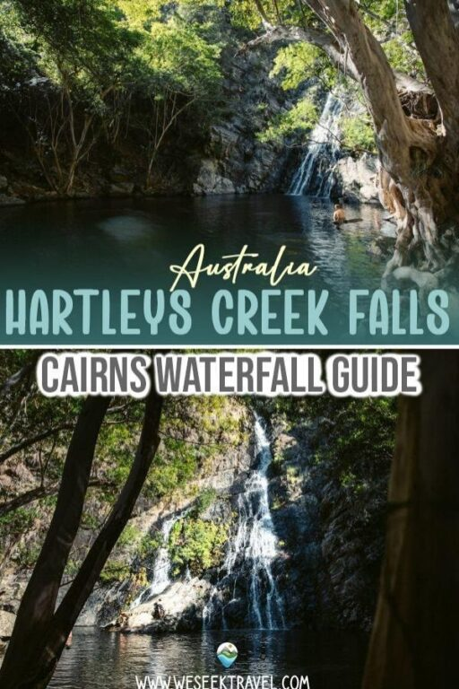 HARTLEYS CREEK FALLS