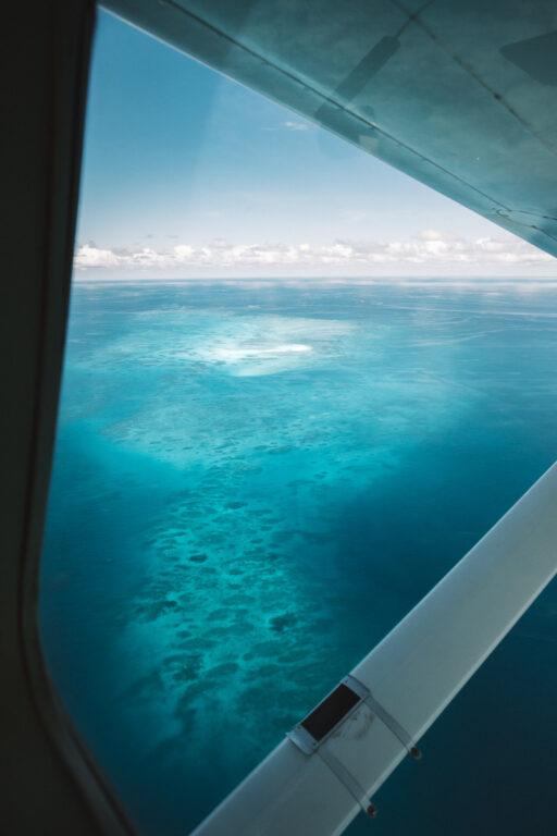 Great Barrier Reef Scenic Flight From Cairns