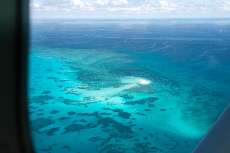 Great Barrier Reef Scenic Flight Tour