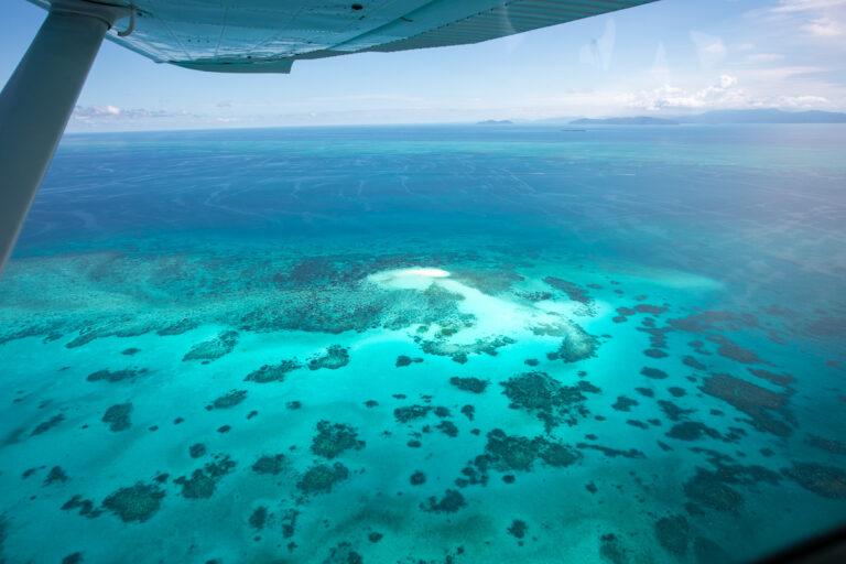 Great Barrier Reef Flight From Cairns
