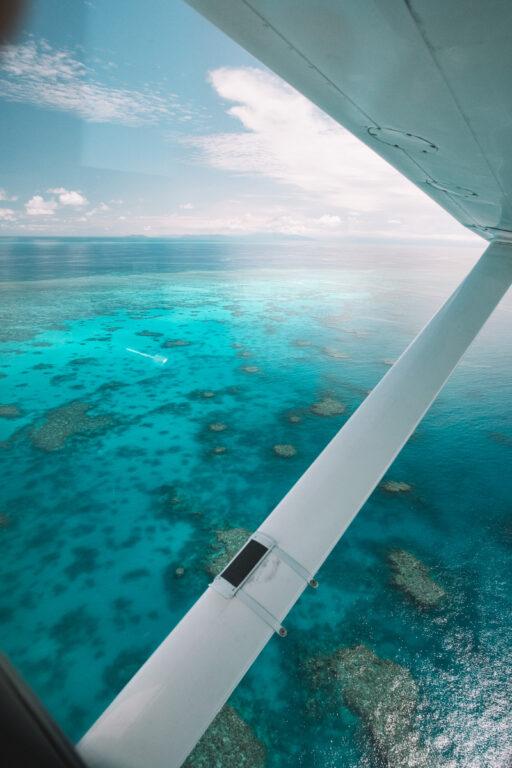 Great Barrier Reef Flight From cairns,
