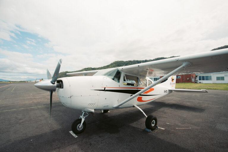 GSR Aviation Plane Cairns Reef Flight