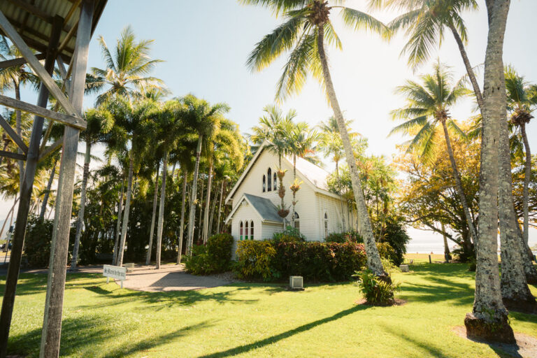 CHURCH AT PORT DOUGLAS