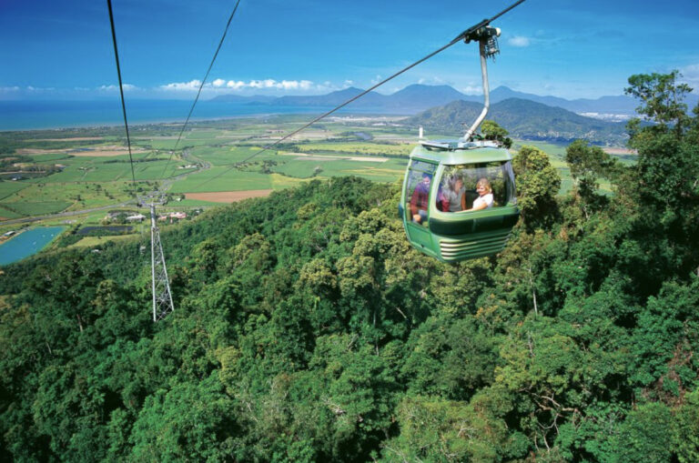 RAINFOREST SKYRAIL CAIRNS ACTIVITIES