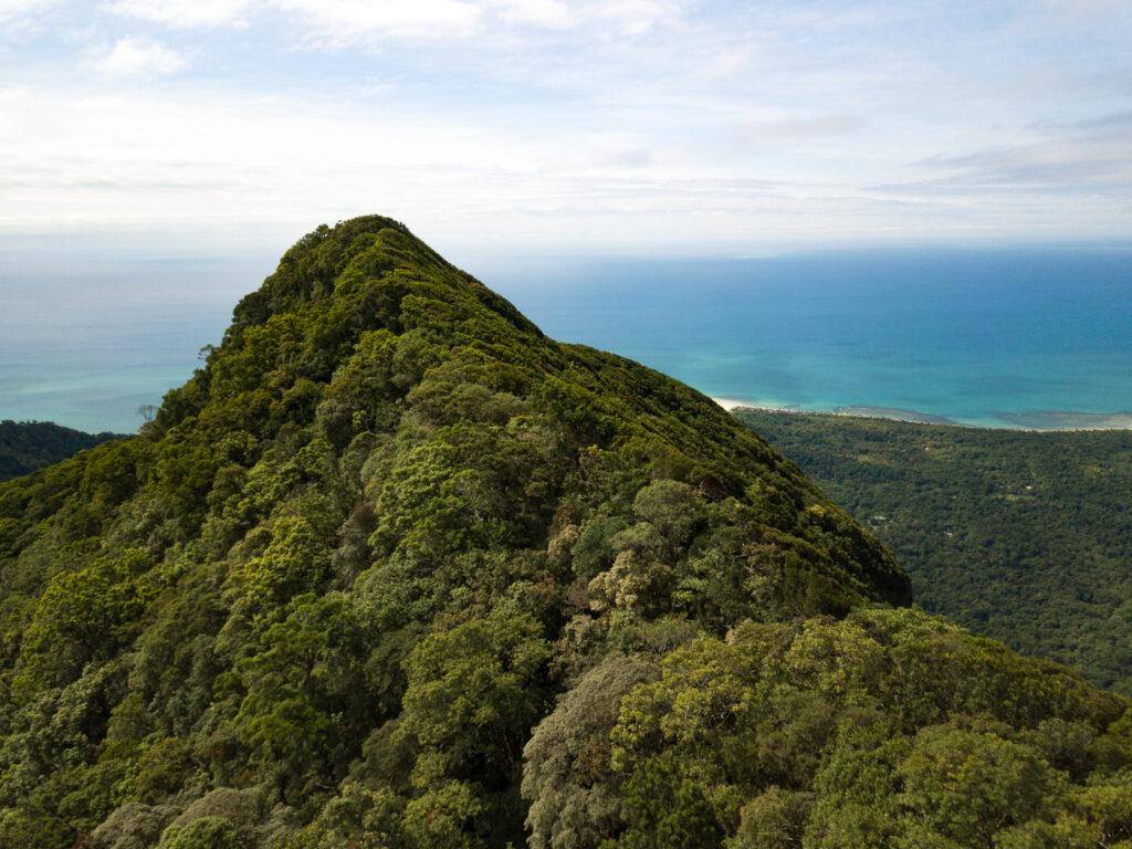 MOUNT SORROW RIDGE
