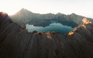 THINGS TO DO ON LOMBOK, MOUNT RINJANI