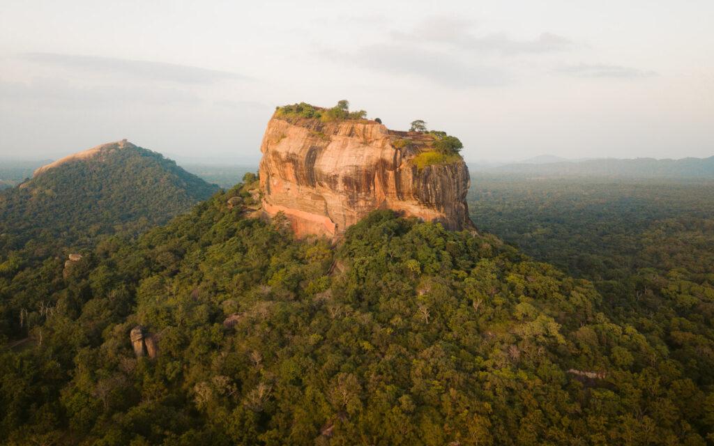 VISITING SIGIRIYA WITH VISAS FOR SRI LANKA FROM AUSTRALIA