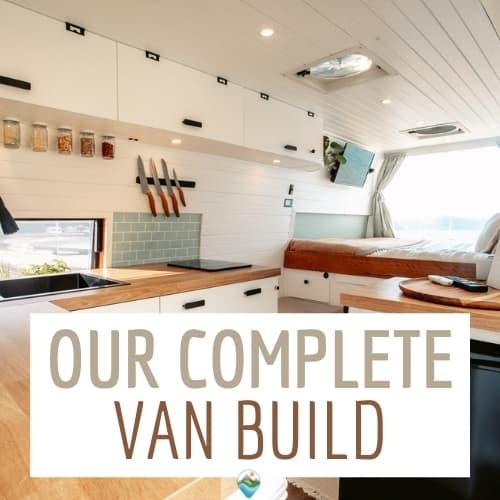 our complete van build
