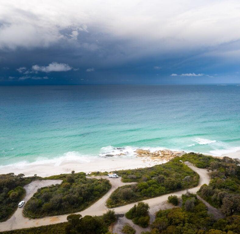 SWIMCART BEACH CAMP GROUND COZY CORNER