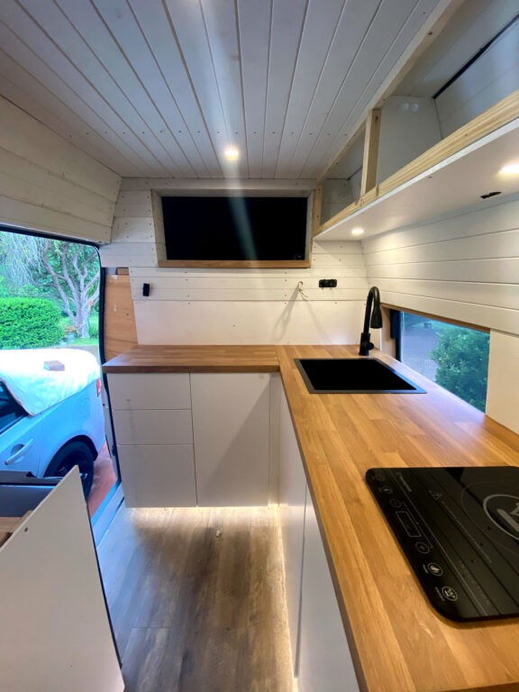 VAN DIY KITCHEN