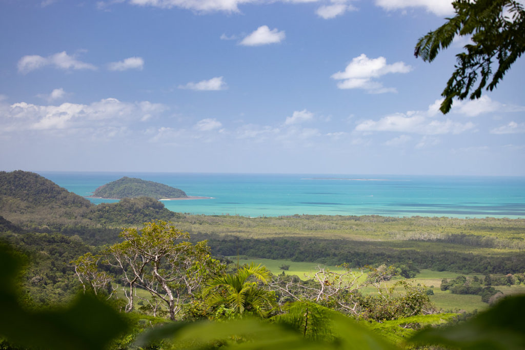 MOUNT ALEXANDRA LOOKOUT, CAIRNS TO CAPE TRIBULATION, GREAT BARRIER REEF DRIVE