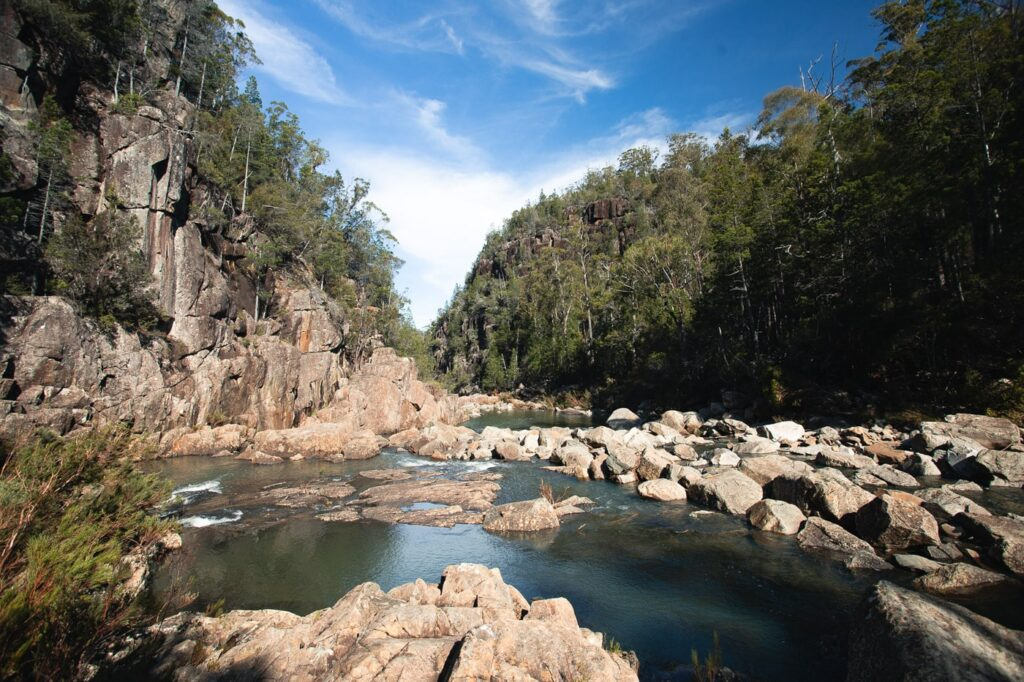 APSLEY GORGE RIVER