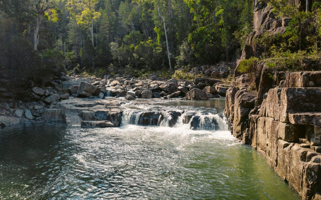 APSLEY GORGE, WATERHOLE AND RIVER WALKING TRACK, CIRCUIT TRAIL