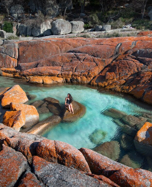 BAY OF FIRES ROCK POOLS