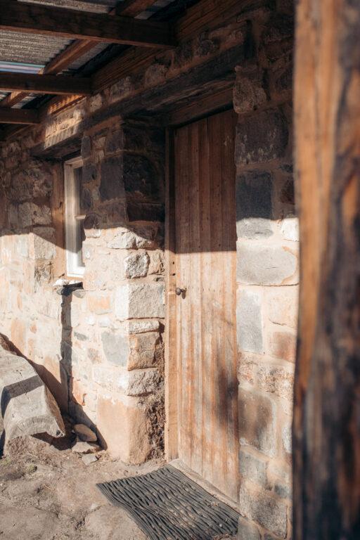 COOKS HUT, FREYCINET NATIONAL PARK, TASMANIA