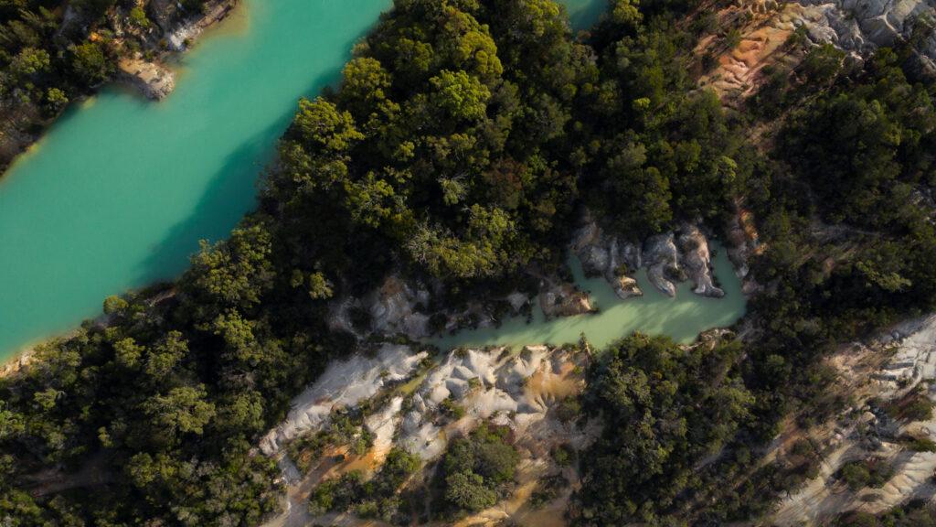 TASMANIA AERIAL PHOTOGRAPHY