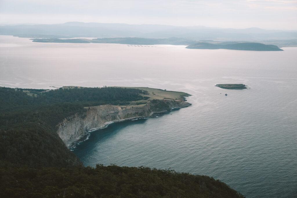 NARIA ISLAND COASTLINE