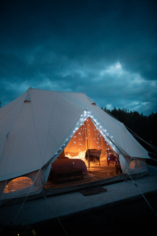 HUON VALLEY GLAMPING