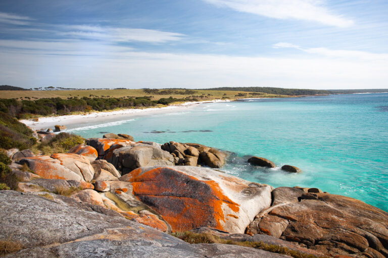THE GARDENS BAY OF FIRES