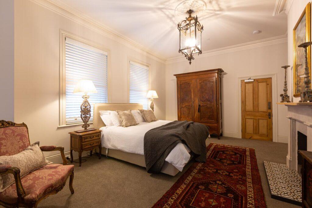 Rivulet accommodation Hobart