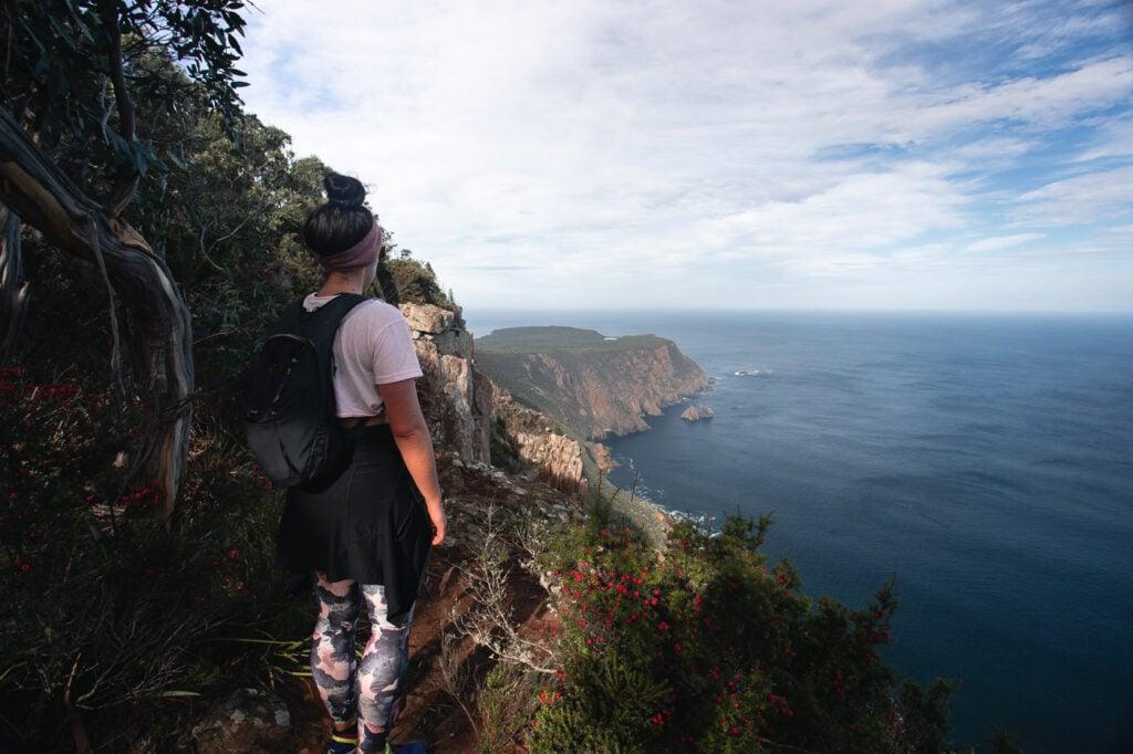CAPE RAOUL LOOKOUT TASMANIA