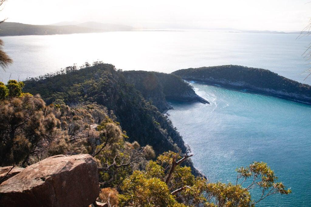 FLUTED CAPE LOOKOUT TASMANIA