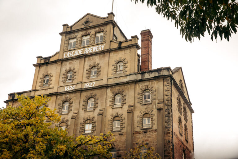 HOBART ATTRACTIONS AND THINGS TO DO, CASCADE BREWERY