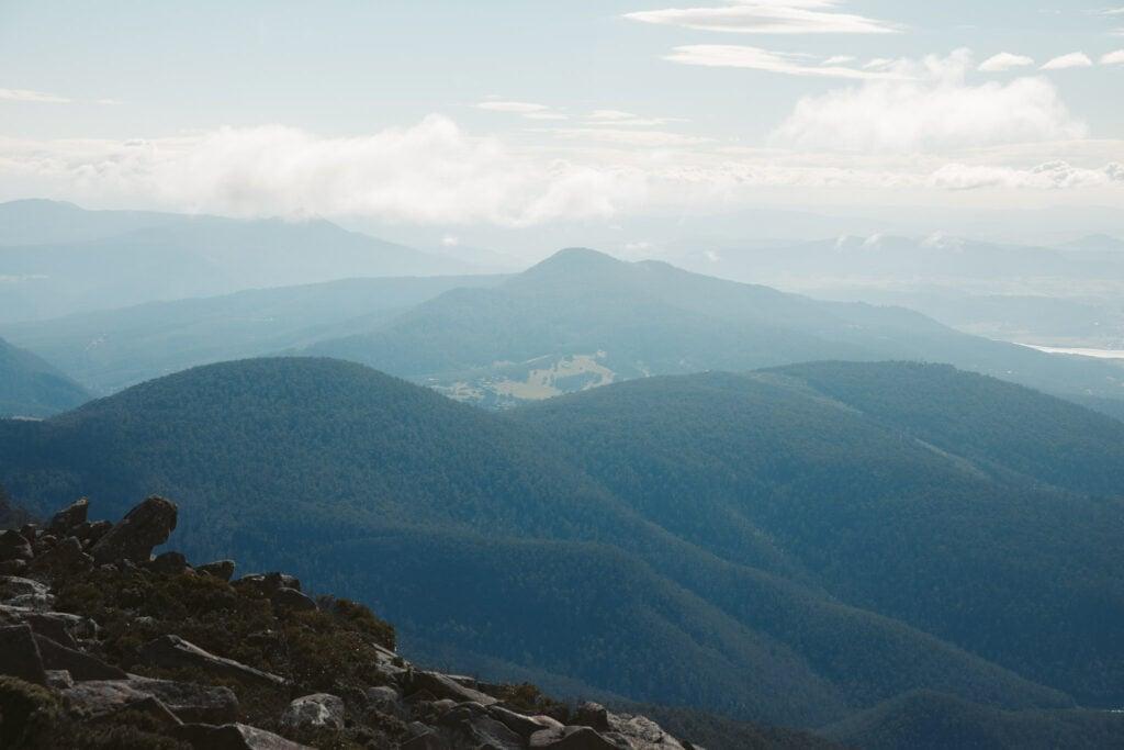 MOUNT WELLINGTON SUMMIT HIKE