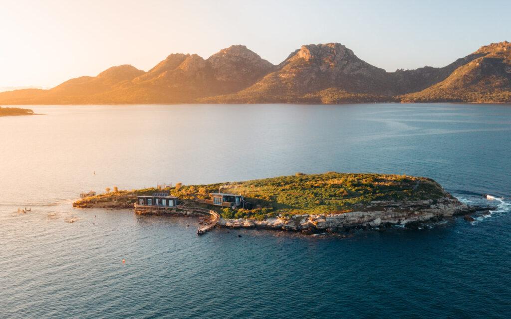 PICNIC ISLAND TASMANIA