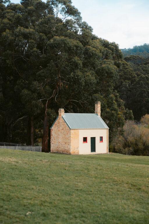 PORT ARTHUR HOUSE