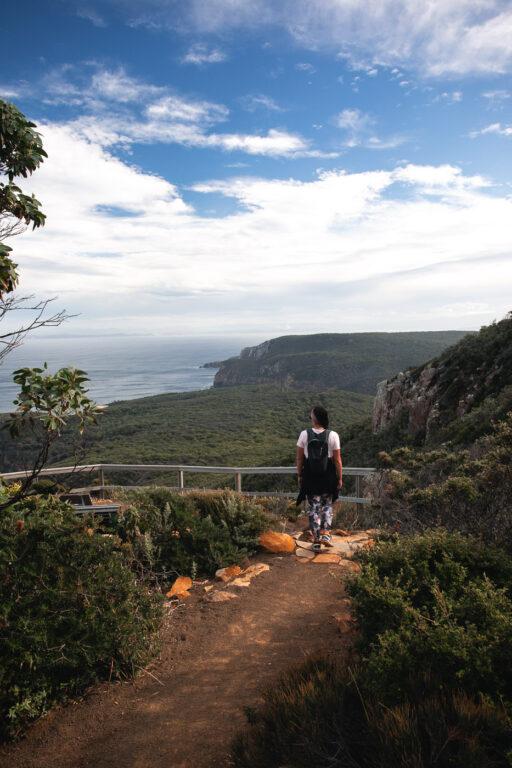 SHIPSTERN BLUFF LOOKOUT TASMANIA